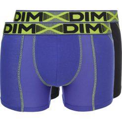 DIM Panty royal blue/black. Niebieskie bokserki męskie DIM, z bawełny. Za 129,00 zł.