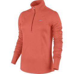Bluzy damskie: bluza do biegania damska NIKE RACER LONG SLEEVE 1/2 ZIP TOP / 648358-842 – NIKE RACER LONG SLEEVE 1/2 ZIP TOP