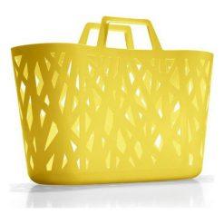 Torba Nestbasket Lemon. Żółte torby plażowe marki Reisenthel. Za 69,00 zł.