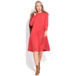 Fille Du Couturier Sukienka Damska Suzie 36 Czerwony. Czerwone sukienki balowe Fille Du Couturier, z długim rękawem. Za 299,00 zł.
