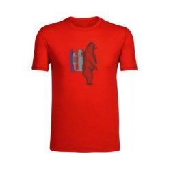 Odzież termoaktywna męska: Icebreaker Koszulka Sportowa Mens Tech Lite Ss Crewe Ramble Rocket Xxl