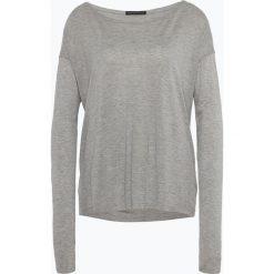 Drykorn - Damska koszulka z długim rękawem, szary. Szare t-shirty damskie DRYKORN, s, z dżerseju. Za 319,95 zł.