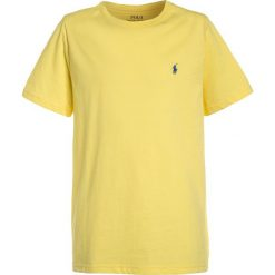 Polo Ralph Lauren Tshirt basic beekman yellow. Żółte t-shirty chłopięce Polo Ralph Lauren, z bawełny. Za 399,00 zł.