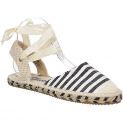 Sandały wiązane S.Oliver 5-24209-28. Szare sandały damskie marki S.Oliver, z gumy. Za 99,99 zł.
