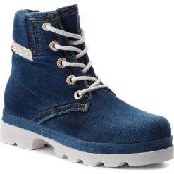 Botki SERGIO BARDI - Camini SS127294918HB 913. Niebieskie buty zimowe damskie Sergio Bardi, z materiału. W wyprzedaży za 219,00 zł.
