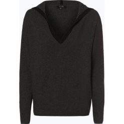 SvB Exquisit - Sweter damski, szary. Szare swetry klasyczne damskie marki Reserved, m, z kapturem. Za 499,95 zł.