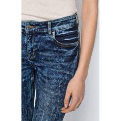 Medicine - Jeansy Artisan. Niebieskie jeansy damskie rurki MEDICINE. W wyprzedaży za 79,90 zł.