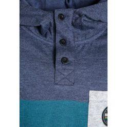 Rip Curl CROCKER  Bluza z kapturem mood indigo marle. Niebieskie bluzy chłopięce rozpinane marki Rip Curl, z bawełny, z kapturem. W wyprzedaży za 135,85 zł.