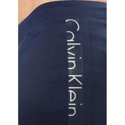 Calvin Klein Swimwear TRUNK Kąpielówki blue shadow. Niebieskie kąpielówki męskie Calvin Klein Swimwear, m, z elastanu. Za 189,00 zł.