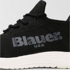 Tenisówki męskie: Blauer MIAMI Tenisówki i Trampki black