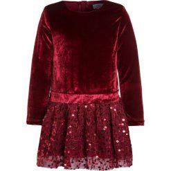 Sukienki dziewczęce z falbanami: OVS DRESS SEQUINS Sukienka koktajlowa cabernet