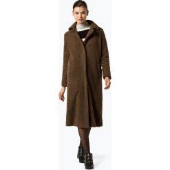 ONLY - Płaszcz damski – Samantha, brązowy. Brązowe płaszcze damskie pastelowe ONLY, m. Za 309,95 zł.