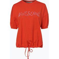 T-shirty damskie: talk about – T-shirt damski, czerwony
