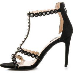 Szpilki: Eleganckie sandały szpilki  Vices