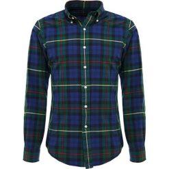 Polo Ralph Lauren OXFORD Koszula navy/pine. Szare koszule męskie marki Polo Ralph Lauren, l, z bawełny, button down, z długim rękawem. Za 509,00 zł.