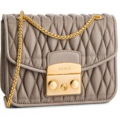 Torebka FURLA - Metropolis 993942 B BUH4 2Q0 Sabbia b. Brązowe torebki klasyczne damskie marki Furla, ze skóry. Za 1355,00 zł.
