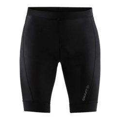 Craft Spodenki rowerowe męskie Rise Shorts czarne r. M (999000). Białe odzież rowerowa męska marki Adidas, l, z jersey, do piłki nożnej. Za 168,77 zł.
