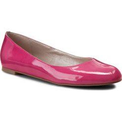Baleriny GINO ROSSI - Rosa DAG976-279-GK00-6100-0 42. Czerwone baleriny damskie lakierowane marki Gino Rossi, z lakierowanej skóry. W wyprzedaży za 209,00 zł.