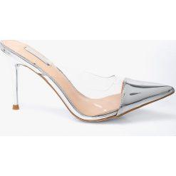 Answear - Szpilki Bellucci. Szare szpilki marki ANSWEAR, z gumy. W wyprzedaży za 69,90 zł.