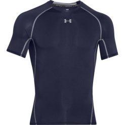 Under Armour Koszulka męska HG SS T-MDN//STL granatowa r. XL (1257468-410). Szare koszulki sportowe męskie marki Under Armour, z elastanu, sportowe. Za 102,55 zł.