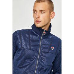 Fila - Bluza. Brązowe bluzy męskie rozpinane marki SOLOGNAC, m, z elastanu. W wyprzedaży za 339,90 zł.