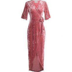 Sukienki hiszpanki: Moves ILENA  Sukienka z dżerseju orchid rose