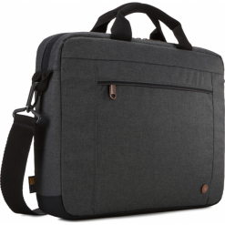 "Case Logic Era EERAA 14"" szara. Szare torby na laptopa marki CASE LOGIC, z materiału. Za 139,00 zł."