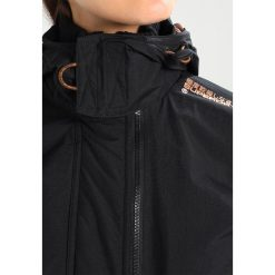 Bomberki damskie: Superdry TECH ZIP  Kurtka wiosenna black/lurex gemstone