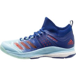 Buty sportowe damskie: adidas Performance CRAZYFLIGHT X Obuwie do siatkówki mystery ink/blaze orange/ice blue