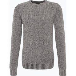Swetry męskie: Jack & Jones - Sweter męski – Jorumut, szary