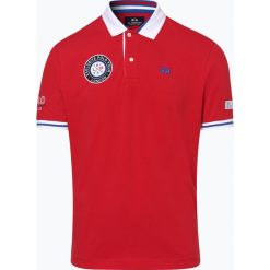 Koszulki polo: La Martina – Męska koszulka polo, czerwony