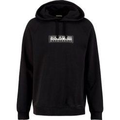 Kardigany męskie: Napapijri BUKA Bluza z kapturem black