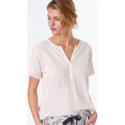 Koszule nocne i halki: Etam – Bluzka piżamowa Ronda