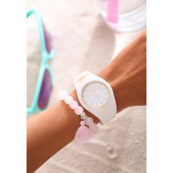 Zegarki damskie: Biały Zegarek Compliments