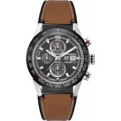 ZEGAREK TAG HEUER CARRERA CAR201W.FT6122. Czarne zegarki męskie TAG HEUER, ceramiczne. Za 20790,00 zł.