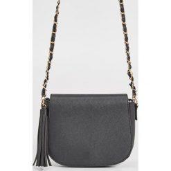 Torebki klasyczne damskie: Mała torebka – Czarny
