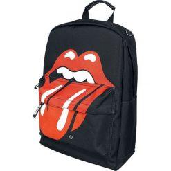 Plecaki męskie: The Rolling Stones Classic Tongue Plecak czarny