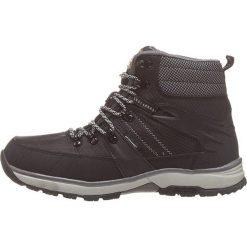 """Botki turystyczne """"Wulric"""" w kolorze czarnym. Czarne buty zimowe męskie Icepeak. W wyprzedaży za 172,95 zł."""