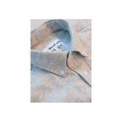 Koszule męskie: Koszula MSZZ SAMPLE Bright Wool