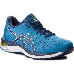 Buty ASICS - Gel-Cumulus 20 1011A008 Race Blue/Peacoat 400. Niebieskie buty do biegania męskie Asics, z materiału. W wyprzedaży za 409,00 zł.