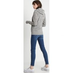 Bluzy rozpinane damskie: Superdry BEACH TERRY ZIPHOOD Bluza rozpinana gnarly grey marl