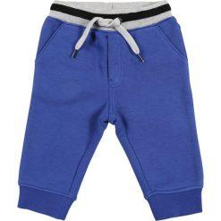 Chinosy chłopięce: BOSS Kidswear BABY LAYETTE JOGGING Spodnie materiałowe blaugrau