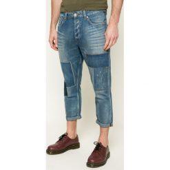 Only & Sons - Jeansy Beam. Niebieskie jeansy męskie regular Only & Sons. W wyprzedaży za 89,90 zł.