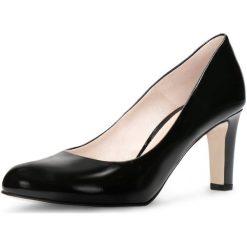 Czółenka FRIDA. Czarne buty ślubne damskie Gino Rossi, z lakierowanej skóry, na obcasie. Za 249,90 zł.