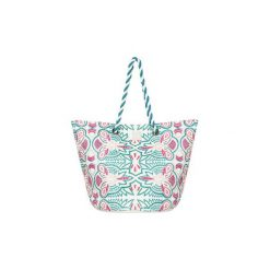 Torby shopper Roxy  Sunseeker - Bolsa de Playa de Paja. Szare shopper bag damskie Roxy. Za 167,10 zł.
