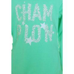Champion HOODED  Bluza z kapturem turquoise. Niebieskie bluzy dziewczęce rozpinane Champion, z bawełny, z kapturem. Za 149,00 zł.