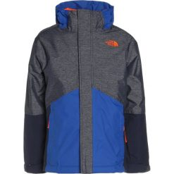 The North Face BOUNDARY TRICLIMAT 2IN1 Kurtka hardshell cosmic blue heather. Niebieskie kurtki chłopięce sportowe marki The North Face. W wyprzedaży za 607,20 zł.