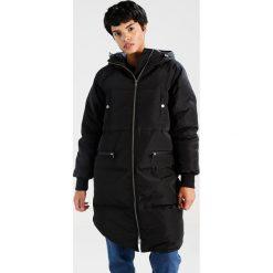 Płaszcze damskie pastelowe: Noisy May NMMOKA L/S LONG DOWN JACKET 5 Płaszcz puchowy black