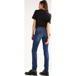 GStar MIDGE CODY MID SKINNY  Jeansy Slim Fit trone stretch denim. Niebieskie jeansy damskie marki G-Star. W wyprzedaży za 384,30 zł.