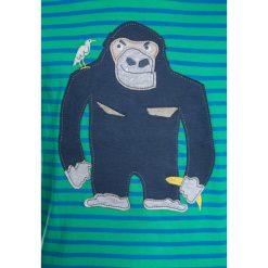 Frugi KIDS DISCOVERY APPLIQUE Bluzka z długim rękawem jungle. Zielone t-shirty chłopięce Frugi, z bawełny, z długim rękawem. Za 139,00 zł.
